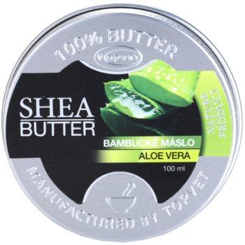 Topvet Shea Butter unt de shea cu aloe vera imagine 2021 notino.ro