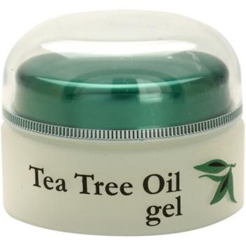 Topvet Tea Tree Oil gel pentru ten acneic notino.ro