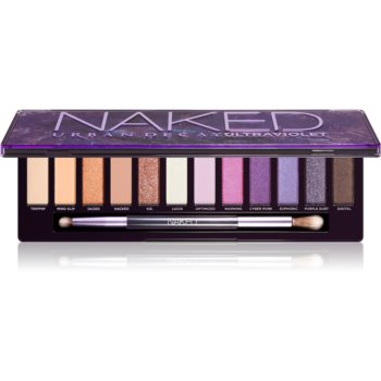 Urban Decay Naked Ultraviolet paletă cu farduri de ochi notino poza