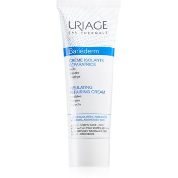 Uriage Bariéderm Insulating Repairing Cream crema regenerativa de protectie imagine 2021 notino.ro