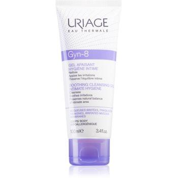 Uriage Gyn-Phy Gyn-8 Soothing Cleansing Gel Intimate Hygiene gel pentru igiena intima pentru piele iritata imagine 2021 notino.ro
