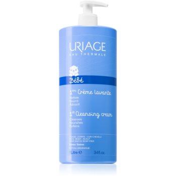 Uriage Bébé 1st Cleansing Cream cremă de curățare pe fata , corp si par imagine 2021 notino.ro