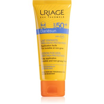 Uriage Bariésun Lotion for Kids SPF 50+ lotiune de protectie solara pentru cpoii SPF 50+ imagine 2021 notino.ro