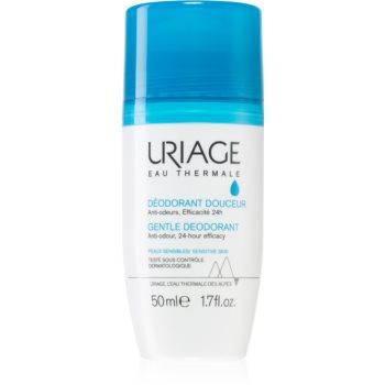 Uriage Hygiène Gentle Deodorant deodorant roll-on aluminium free imagine 2021 notino.ro