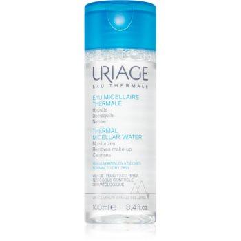 Uriage Hygiène Thermal Micellar Water - Normal to Dry Skin apa pentru curatare cu particule micele pentru ten normal spre uscat imagine 2021 notino.ro