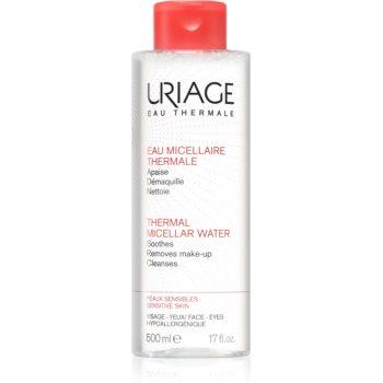 Uriage Hygiène Thermal Micellar Water - Sensitive Skin apa pentru curatare cu particule micele pentru piele sensibilă imagine 2021 notino.ro