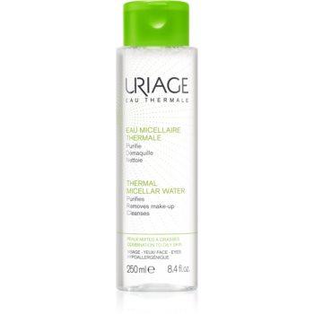 Uriage Hygiène Thermal Micellar Water - Combination to Oily Skin apa pentru curatare cu particule micele pentru ten gras și mixt imagine 2021 notino.ro