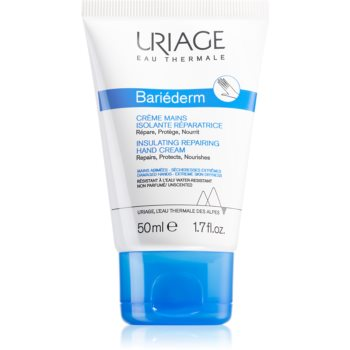 Uriage Bariéderm Insulating Repairing Hand Cream Crema de maini protectoare si reparatorie notino.ro