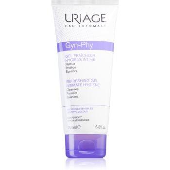 Uriage Gyn-Phy Refreshing Gel Intimate Hygiene gel revigorant pentru igiena intima imagine 2021 notino.ro