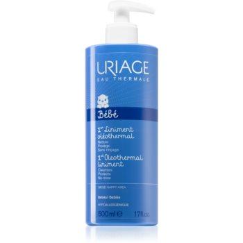 Uriage Bébé 1st Oleothermal Liniment crema de curățare cremoasă pentru copii in zona scutecelor imagine 2021 notino.ro