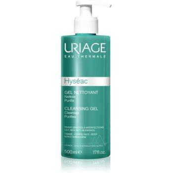 Uriage Hyséac Cleansing Gel gel de curățare blând pentru fata si corp imagine 2021 notino.ro