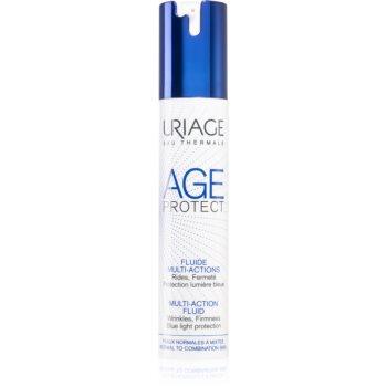 Uriage Age Protect Multi-Action Fluid fluid multi-activ pentru reîntinerirea pielii pentru piele normală și mixtă notino.ro