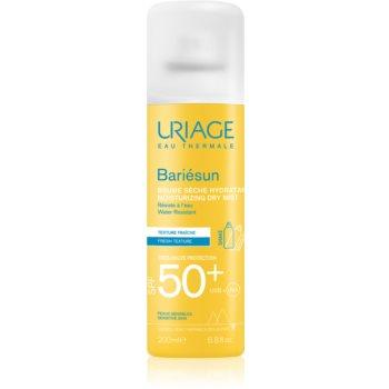 Uriage Bariésun Dry Mist SPF 50+ spray pentru plajă SPF 50+ imagine 2021 notino.ro