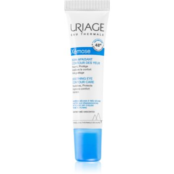 Uriage Xémose Soothing Eye Contour Care crema calmanta pentru ochi pentru piele uscata spre atopica imagine 2021 notino.ro