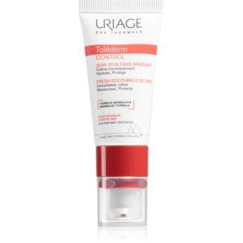 Uriage Toléderm Control Fresh Soothing Eyecare crema calmanta si hidratanta zona ochilor imagine 2021 notino.ro
