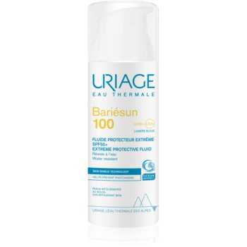 Uriage Bariésun 100 Extreme Protective Fluid SPF 50+ fluid protector pentru ten sensibil și intolerant SPF 50+ imagine 2021 notino.ro