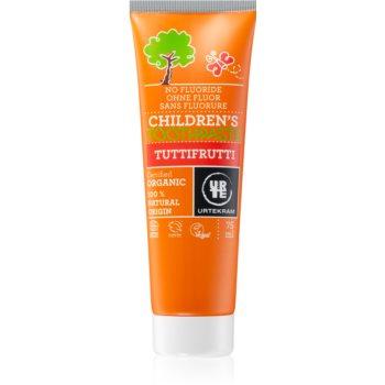 Urtekram Children's Toothpaste Tutti-Frutti pasta de dinti pentru copii imagine 2021 notino.ro