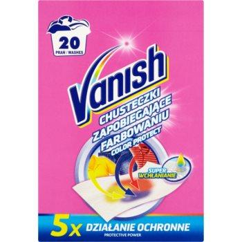 Vanish Color șervețele pentru prevenirea decolorării notino.ro