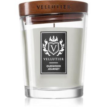 Vellutier Oudwood Journey lumânare parfumată imagine 2021 notino.ro