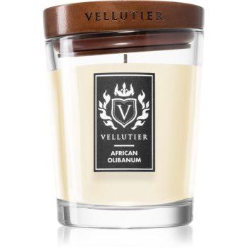 Vellutier African Olibanum lumânare parfumată notino.ro