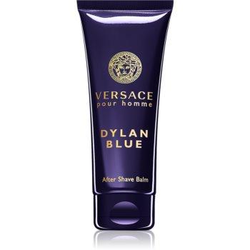 Versace Dylan Blue Pour Homme balsam după bărbierit pentru bărbați imagine 2021 notino.ro