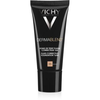 Vichy Dermablend korekční make-up 35 písková 30 ml