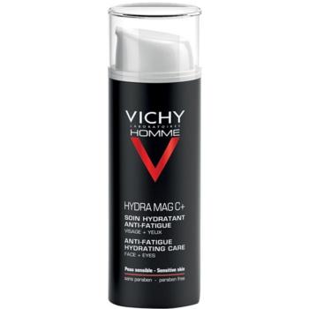 Vichy Homme Hydra-Mag C tratament de hidratare împotriva semnelor de oboseală pe zona feței și a ochilor notino.ro