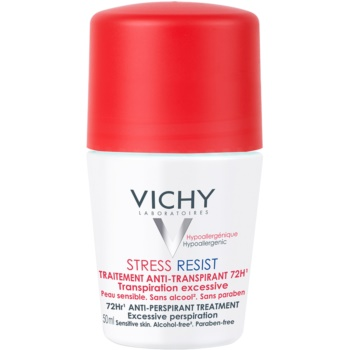 Vichy Deodorant roll-on impotriva transpiratiei excesive imagine 2021 notino.ro