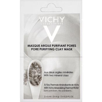 Vichy Mineral Masks masca facială pentru curatarea tenului pachet mic imagine 2021 notino.ro