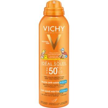 Vichy Idéal Soleil Capital spray cu protecție solară anti-nisip pentru copii SPF 50+ imagine 2021 notino.ro