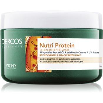 Vichy Dercos Nutri Protein mască nutritivă pentru păr foarte uscat imagine 2021 notino.ro