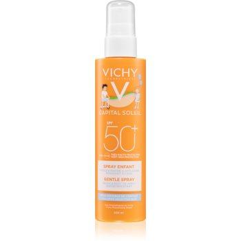 Vichy Idéal Soleil spray pentru protectie solara pentru copii SPF 50+ imagine 2021 notino.ro
