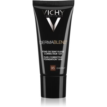 Vichy Dermablend korekční make-up s UV faktorem odstín 95 Chestnut 30 ml