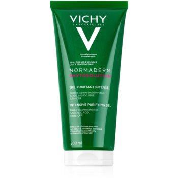 Vichy Normaderm Phytosolution gel intens pentru curatare impotriva imperfectiunilor pielii cauzate de acnee notino.ro