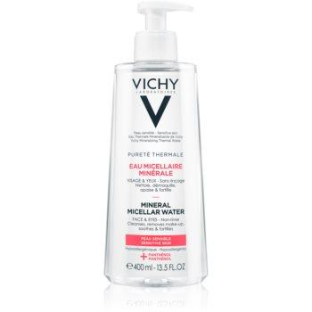 Vichy Pureté Thermale loțiune micelară minerală pentru piele sensibilă imagine 2021 notino.ro