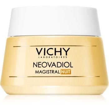 Vichy Neovadiol Magistral Nuit balsam hrănitor pentru restabilirea densității pielii mature pentru noapte notino.ro