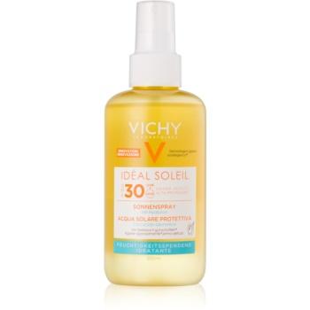 Vichy Idéal Soleil spray protector cu acid hialuronic SPF 30 imagine 2021 notino.ro