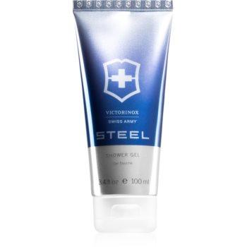Victorinox Swiss Army Steel gel de duș pentru bărbați