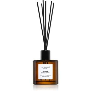Vila Hermanos Apothecary Vetiver & Salt Wood aroma difuzor cu rezerva image0