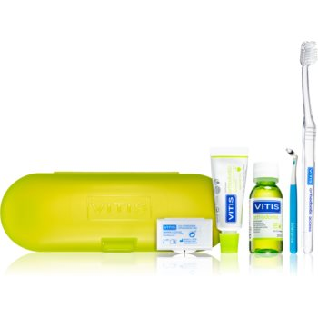 Vitis Orthodontic set pentru îngrijirea dentară imagine 2021 notino.ro