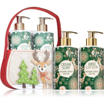 Vivian Gray Golden Christmas set cadou pentru femei imagine 2021 notino.ro