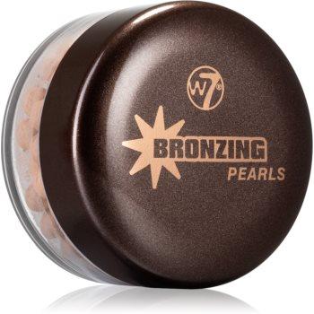 W7 Cosmetics Bronzing Pearls perle bronzante imagine 2021 notino.ro