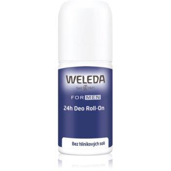 Weleda Men deodorant roll-on fără săruri de aluminiu 24 de ore imagine 2021 notino.ro