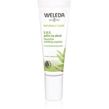 Weleda Naturally Clear tratament topic pentru acnee pentru pielea problematica imagine 2021 notino.ro