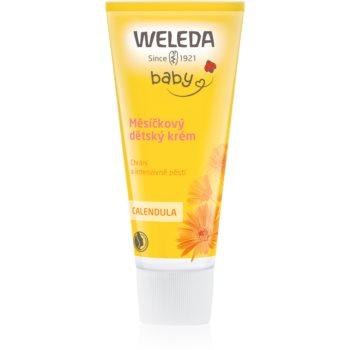 Weleda Baby and Child crema protectoare pentru bebelusi corp si fata imagine 2021 notino.ro