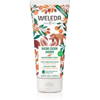 Weleda Nature Cocoon Shower gel de dus delicat nutritie si hidratare imagine 2021 notino.ro