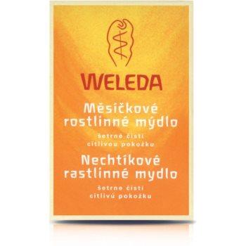 Weleda Calendula săpun vegetal imagine 2021 notino.ro