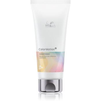 Wella Professionals ColorMotion+ balsam pentru păr vopsit imagine 2021 notino.ro