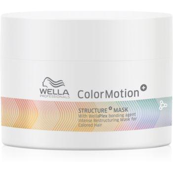 Wella Professionals ColorMotion+ maska na vlasy pro ochranu barvy 150 ml