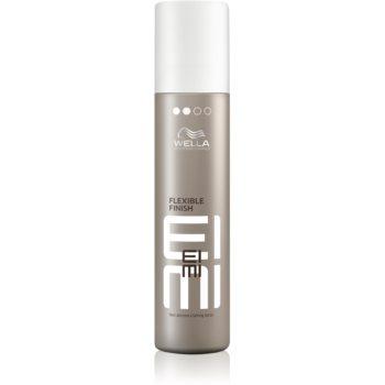 Wella Professionals Eimi Flexible Finish spray modelator pentru intarire si o mai buna flexibilitate a parului imagine 2021 notino.ro